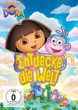 DVD * DORA - ENTDECKE DIE WELT # NEU OVP +