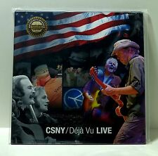 CROSBY STILLS NASH YOUNG Deja Vu LIVE 200g VINYL 2xLP Sealed Toyokasei Neil CSNY