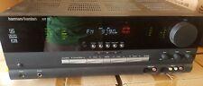Harman Kardon AVR 125 5.1 Channel 225 Watt Receiver HOME THEATER  No remote