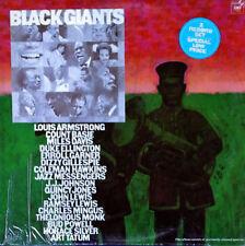 BLACK GIANTS - COLUMBIA 33402 - MILES DAVIS, BUD POWELL- 2 LP SET - STILL SEALED