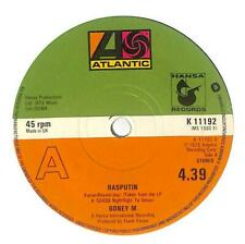 "Boney M - Rasputin - 7"" Vinyl Record Single"