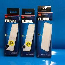 Fluval U3 Aquarium Fish Tank Filter Media Carbon and Foam Pad Set