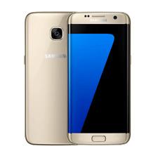 Téléphones mobiles Samsung Galaxy S7 edge écran tactile, sur débloqué d'usine