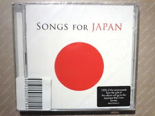 SONGS FOR JAPAN  -  FOR JAPANESE RED CROSS SOCIETY  -  2 CD 2011 NUOVO SIGILLATO