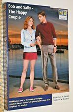 """Master Box """"Bob and Sally - The Happy Couple"""" 1/24 Ukrainian Model Kit from USA"""