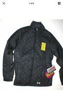 BRAND NEW W/ TAGS Under Armour Jacket Coat Cold Gear Infrared Women Sz Med $225
