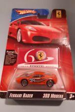 Hot Wheels Ferrari Racer Ferrari 360 Modena