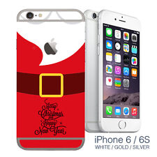 Santa Christmas iPhone 6 wrap skin - iphone sticker cover for iphone