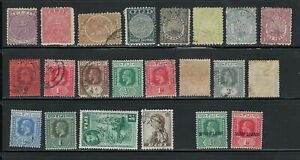 Fiji Lot, 1880 to 1954