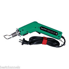 100W Hand Held Hot Heating Knife Cutter Tool for Cutting Rope & Fabric