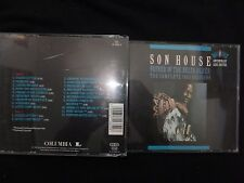 COFFRET 2 CD SON HOUSE / FATHER OF THE DELTA BLUES / THE COMPLETE 1965 SESSIONS/