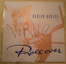 BEDLAM ROVERS Roll Over RARE RARE IRISH FOLK/PUNK EP PROMO San Francisco EX+