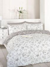 Linge de lit et ensembles France avec des motifs blancs Floral
