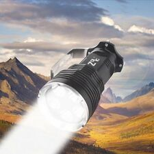 9000lm Rechargeable Waterproof 5xCREE XM-L T6 LED Flashlight Torch Battery Lamp
