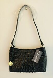 Brahmin Anytime Mini Black Melbourne new with tags