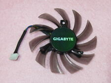 75mm GIGABYTE GTX 580 670 680 770 780 Single Fan Replacement 4Pin T128010SU R62b