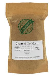 Cranesbills Herb - Geranium Robertianum L # Herba Organica # herb-Robert