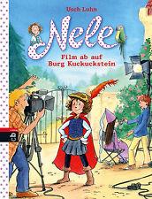 Nele Film ab auf Burg Kuckuckstein Band 12 Ab 8 Jahren Usch Luhn + BONUS