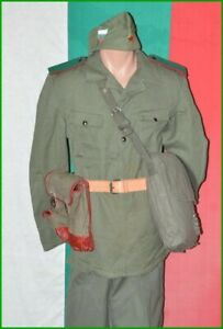 Bulgarian Army fully equipped Soldier battle summer Uniform