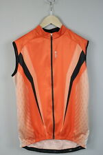 AGU BIKE GEAR Men X LARGE Lightweight Polyester Waistcoat / Vest ITALY! JS15206_