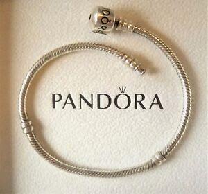Pandora Original Armband - 23 cm - mit Krönchen über dem O