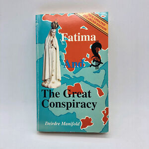 FATIMA AND THE GREAT CONSPIRACY by Deirdre Manifold 1992 7th Edition Paperback