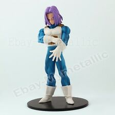 "DragonBall Dragon Ball Z Long Hair Future Trunks 18cm/7.2"" PVC Figure"