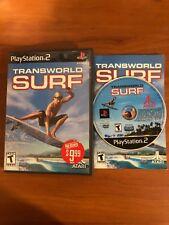 TransWorld Surf (Sony PlayStation 2, 2002)