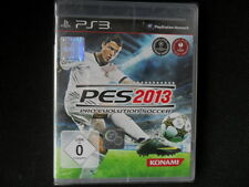Pes 2013/Pro Evolution Soccer ovp. PS3/PC