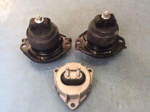 3 Hydraulic Engine Mount & Auto Trans Mount for 11-20 Dodge Durango 3.6L 5.7L