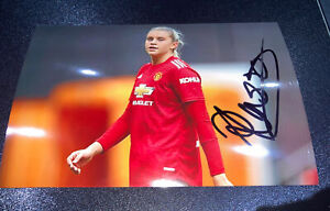 Alessia Russo Signed (Manchester United & England ladies)