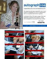 "MELISSA LEO signed Autographed ""OSCAR"" 8X10 PHOTO - PROOF - The Fighter ACOA COA"