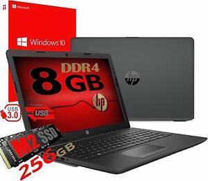 Notebook Pc Portatile HP 255 2W1D4EA G8 3020 2,6GHz 8Gb M2 256GB Ricondizionato