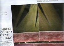 Ga44 Ritaglio Clipping del 2013 L'Umbria secondo Steve McCurry