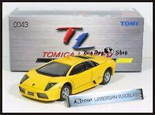 TOMICA LIMITED TL 0043 LAMBORGHINI MURCIELAGO 1/62 TOMY NEW DIECAST CAR