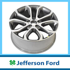 Genuine Ford FG 19x8 Alloy Wheel Assembly Medium Stealth 6/2012 on
