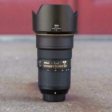New Nikon AF-S NIKKOR 24-70mm F/2.8E ED VR Lens