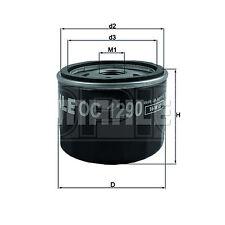 Mahle Filtro de aceite de coche-OC1290-SINGLE
