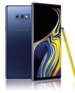 INSTANT Samsung Galaxy Note 9 Sprint Remote Sim Unlock Service