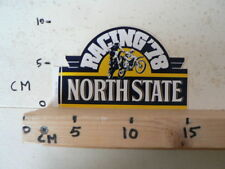 STICKER,DECAL NORTH STATE RACING MOTOCROSS MX 1978 A