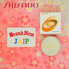 "SHISEIDO☆Japan-Spots Cover Finish loose Face Powder ""Clear"" ."