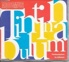 ADIEMUS - Tintinnabulum CD SINGLE 3TR Ambient 1995 (NEW! SEALED!!)