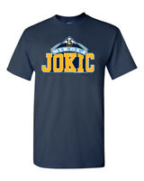 "NAVY Nikola Jokic Denver ""Logo"" T-Shirt"