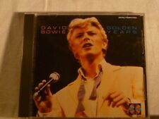 DAVID BOWIE GOLDEN YEARS CD RCA - MADE IN JAPAN - RARE