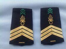 Fourreaux Legion Etrangere, Sergent-chef, avec minimum 5 ans service