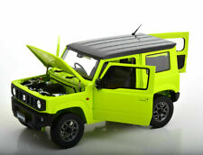 BM Creations 2018 Suzuki Jimny Jb64 Lightgreen/Black Roof 1:18*New Item!