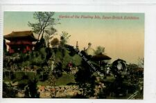 (Ga3935-468) Floating Isle Garden, Japan British Exhibition, White City 1910 EX