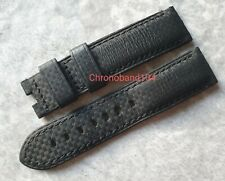 Genuine Officine Panerai 24/22mm Black Coramid Deployment Strap  - Pre Owned