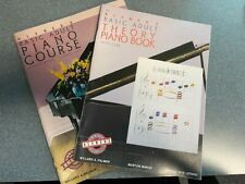 New ListingAlfred's Basic Adult Piano Course Bundle of 2 Books