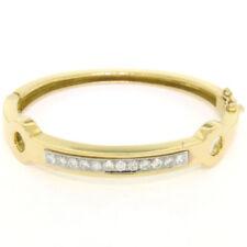 Pulseras de joyería con diamantes naturales VVS1